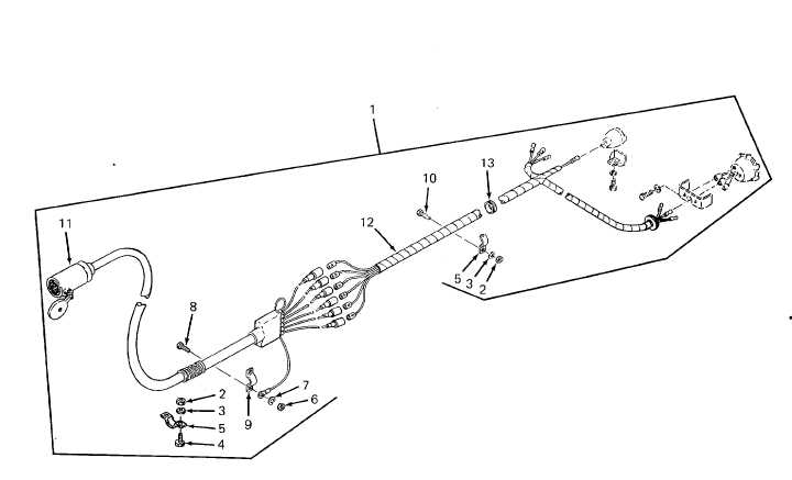 Figure 67  Trailer Wiring Harness