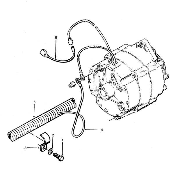 Figure 7  Main Wiring Harness