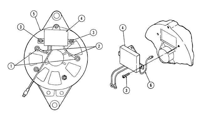 Testreplace Alternator Alternator V Belt Pulley And Fan