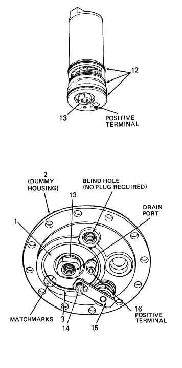 fuel boost pump   cartridge - final test  cont